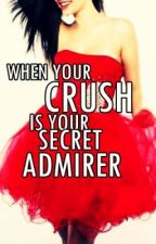 When Your Crush is Your Secret Admirer (One-Shot) by Bbpropagandista