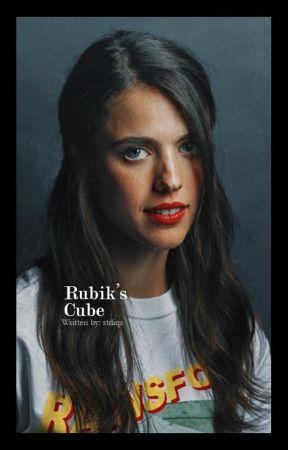 Rubik's Cube ˢᵗʳᵃⁿᵍᵉʳ ᵀʰᶦⁿᵍˢ by stydiqs