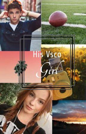 His Vsco Girl by AllieFantasy