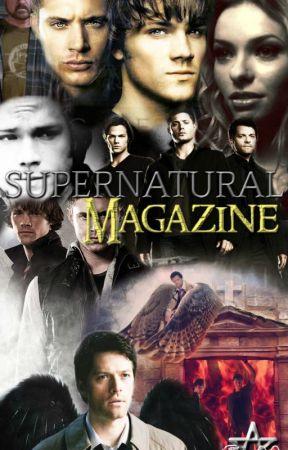 Supernatural Magazine - July 2014 by SupernaturalMagazine