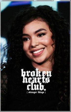 broken hearts club ( steve harrington ) by hobiheartz