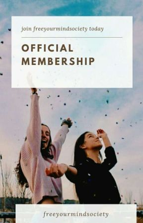 Official membership  by freeyourmindsociety