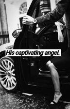 His captivating angel.  by hunipakma