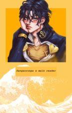 danganronpa x top Male reader. by Nathaniel_Rei