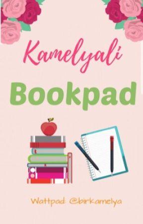 Kamelyalı Bookpad by birkamelya