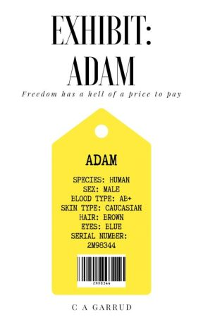 Exhibit: Adam (CURRENTLY ON HOLD) by CaGarrud