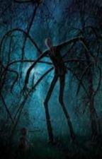Slender- Why Me? by dragonzrboss