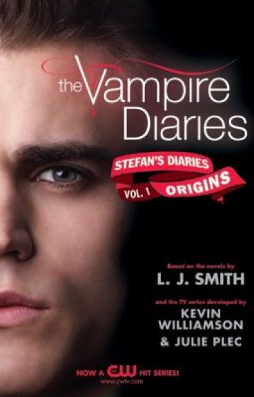 Stefan's Diaries Vol.1 Origins by lolarose123