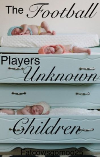 The football player's unknown children