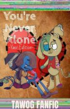 💮You're Never Alone💮 Rob x OC by Anime13Fox