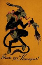 A misbehaving a day? Krampus is on his way! by buidhekatze