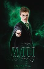 Magi┃A Harry Potter AU by -izukus