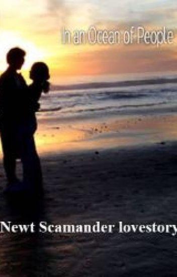 In an Ocean of People ~ Newt Scamander lovestory (DISCONTINUED)
