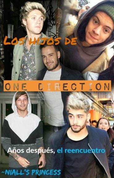Los hijos de One Direction