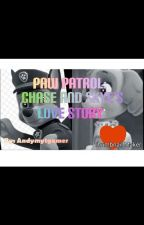 PAW Patrol: Chase and Skye's Love Story. by Andymy1gamer