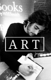 art • zayn by horanheart
