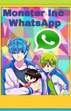 Monster Inc WhatsApp by country1932__Nazi