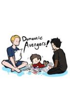 Domestic Avengers! by cyndy_nerd