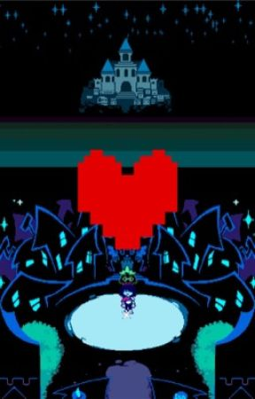 The Multiversal Mistake - A Undertale x Deltarune Fanmade story by asianmathematics