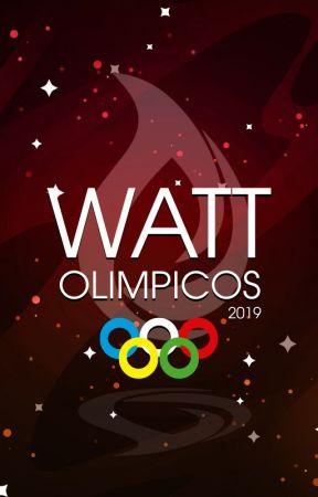 Premios Wattolímpicos 2019 [Abierto] by WattFanLegion
