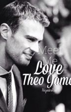 Theo James Meet me love by AlejandraJames