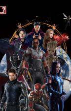 Avengers Endgame by Millresh