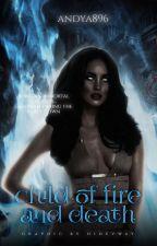 Child of Fire and Death [Ben x Hallie (OC)] - Disney's Descendants by andya896