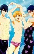Date A Swimmer! by MakoTachibanana