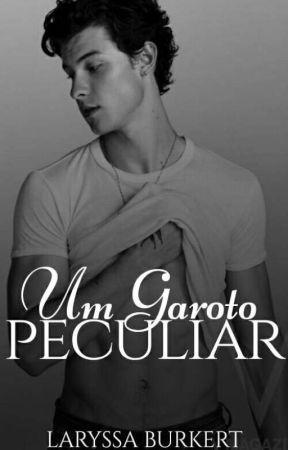 Um Garoto Peculiar🔞 by Jared2110