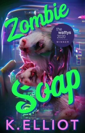 Zombie Soap by Kaiddance