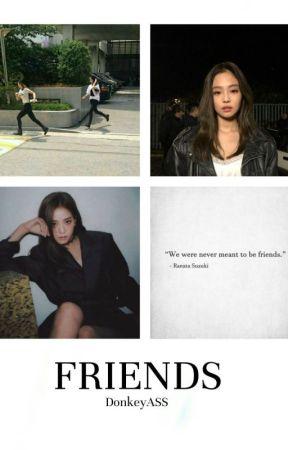 Friends by LlamaxPrincess
