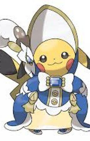Lucario X Pikachu by 3X15RodriguezAccion