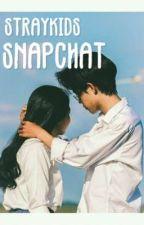 Straykids Snapchat  by i_live_in_atrashcan
