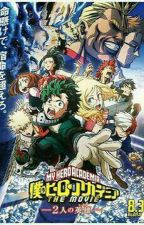 MY HERO ACADEMIA ONE SHOTS!!!X READER  by kiaratodoroki