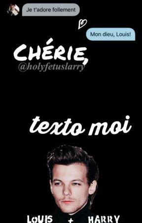 chérie, texto moi ~ L+H by HolyFetuslarry