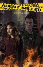 Agent Miller   Jordan Parrish by rippahstef