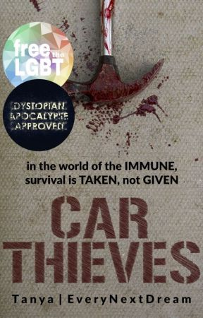 Car Thieves by EveryNextDream
