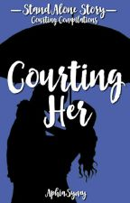 Courting Her by AphiaSymy