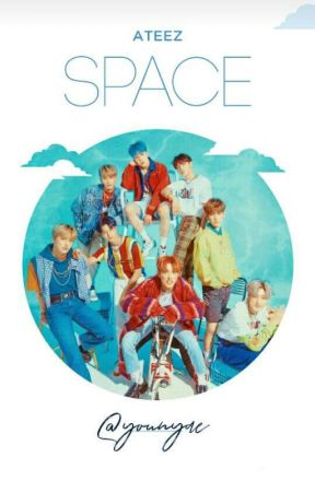 ATEEZ SPACE  by younyae