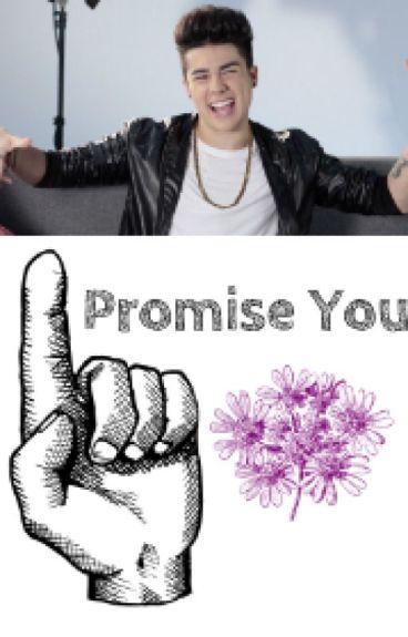 Promise You [Fan-Fic Mario Bautista y tu]  #Wattys2016