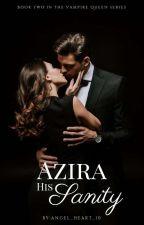 Azira The Vampire Queen by meghnx_g