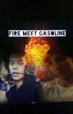 Fire Meet Gasoline by DramaticalBoy