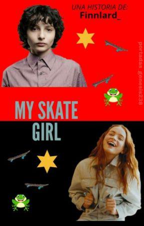 My Skate Girl-Madwheeler- by Finnlard_