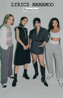 Lyrics Mamamoo Passion Flower Live Version Immortal Song 2 Wattpad