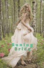 Running Bride by sweetpendulam