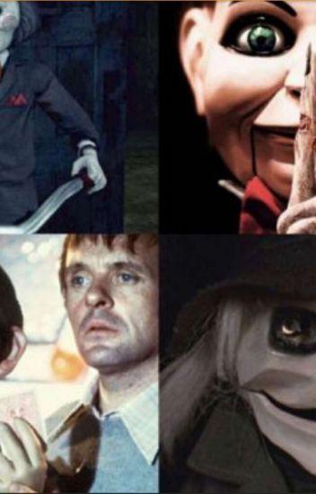 Horror Dolls/Dummies BF Scinareos