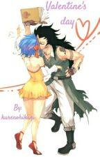 Valentine's day {GaLe- Fairy Tail} by kurenohikari