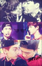 Thunder ~MarkSon~ One Shot by EXOKatVIXXBangtan