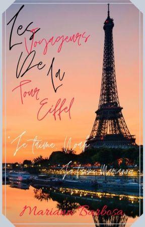 Les Voyageurs De La Tour Eiffel by Marishton