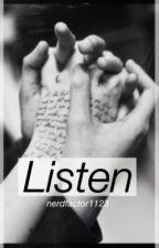 Listen || l.h. AU by nerdfactor1123